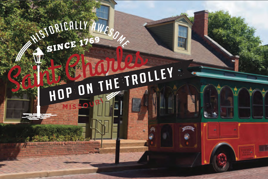St-Charles-Trolley